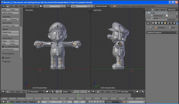 blender mmd tools