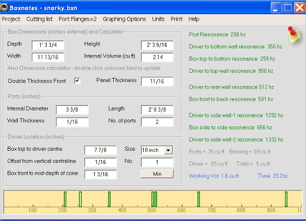 Subwoofer Enclosure Design Software Download