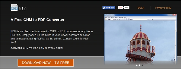 chm to pdf converter for windows
