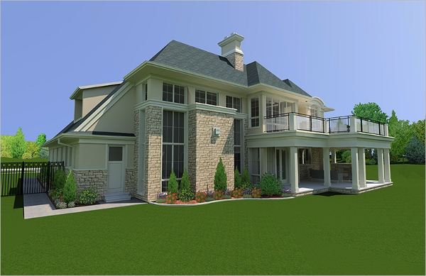 6 best elevation design software free download for - Free 3d home design software for mac ...