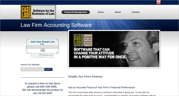 caselode accounting software