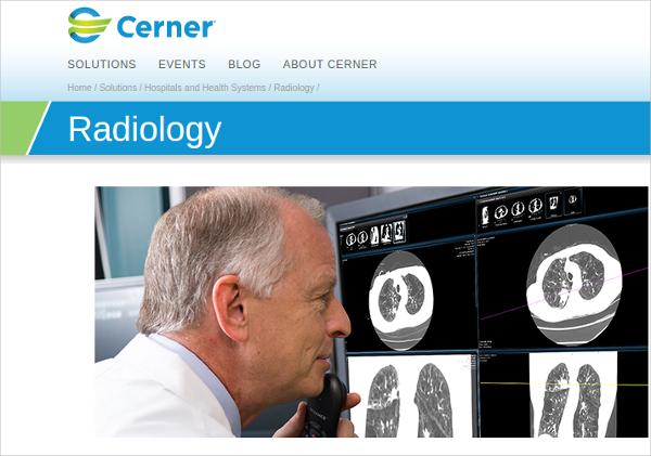 cerner%e2%80%99s radiology