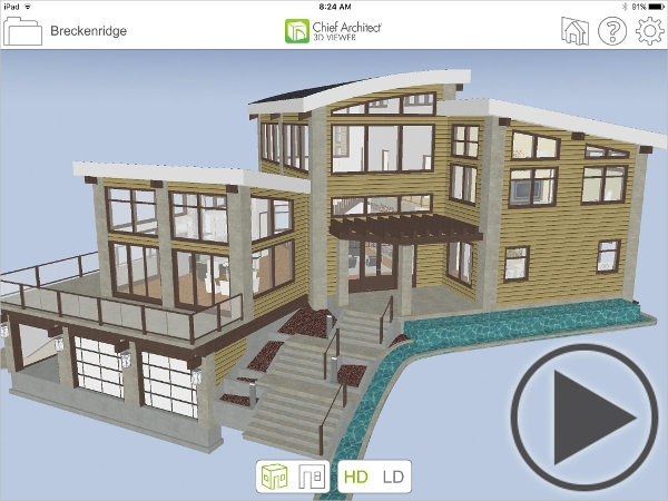 6 best 3d architecture software free download for windows for Architect 3d mac