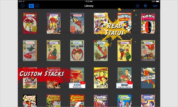 comic viewer for mac