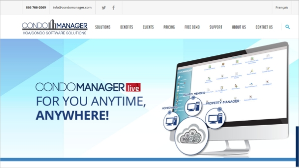 condo manager