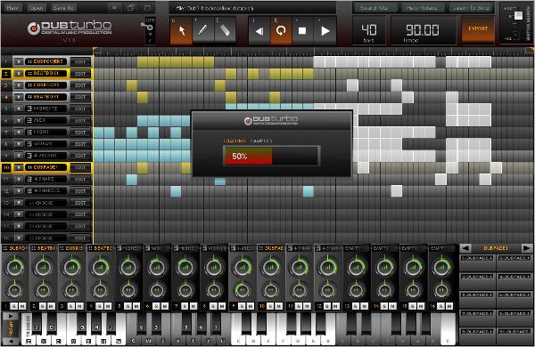 6 best music beat maker free download for windows mac android downloadcloud. Black Bedroom Furniture Sets. Home Design Ideas