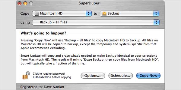 disk clone for mac