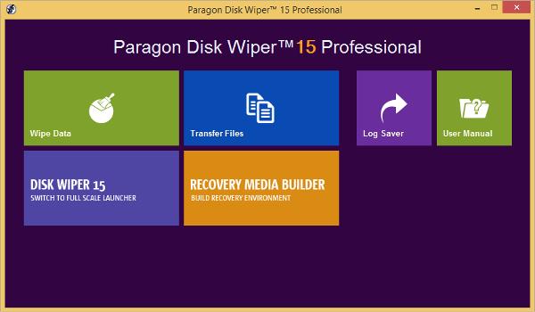 disk wiper professional