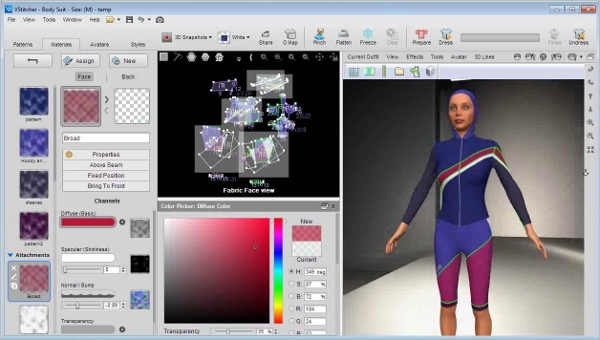 3d fashion design software by browzwear free download