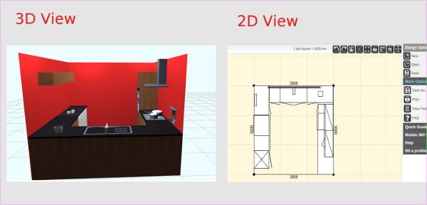 6+ Best Kitchen Design Software Free Download for Windows ...