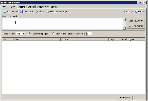 email extractor pro