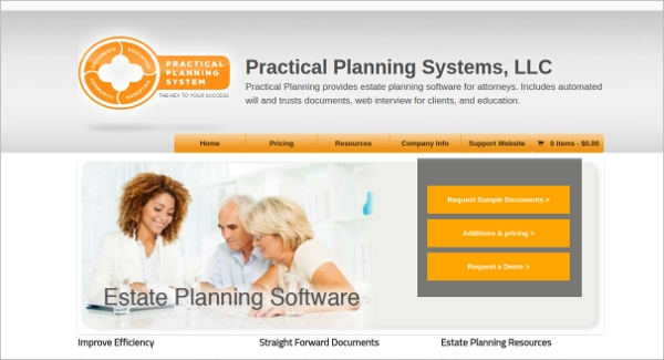 estate planning software for attorneys
