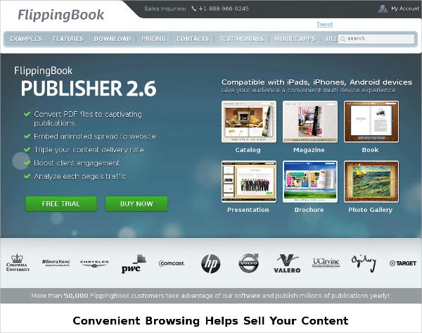 flippingbook digital magazine