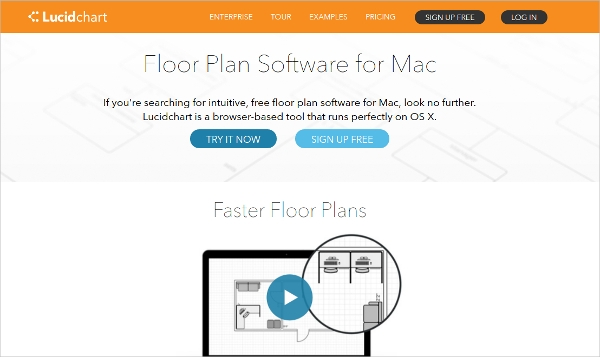 6 best office layout software free download for windows for Free office floor plan software