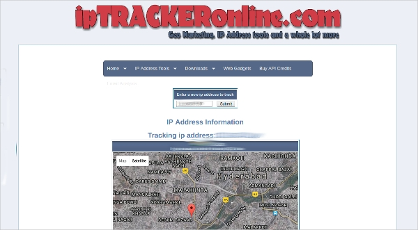 ip tracker online