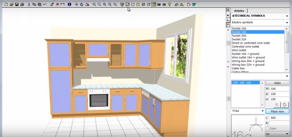 6+ Best Kitchen Design Software Free Download For Windows