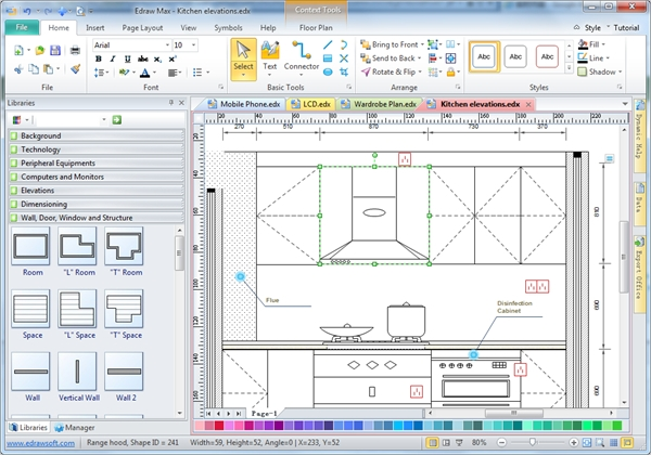 6 best elevation design software free download for Easy drawing software