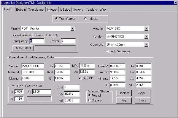 magnetic designer software