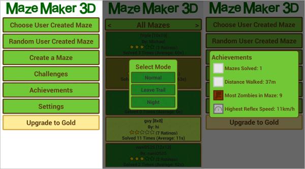 maze maker 3d
