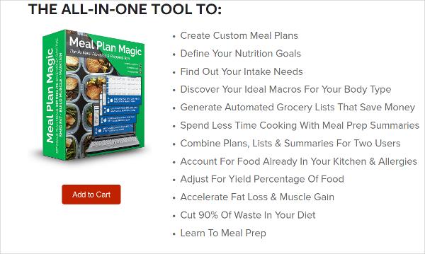 meal plan magic