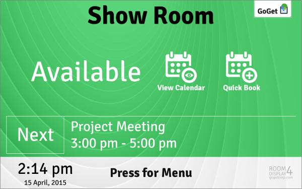 meeting room display 4
