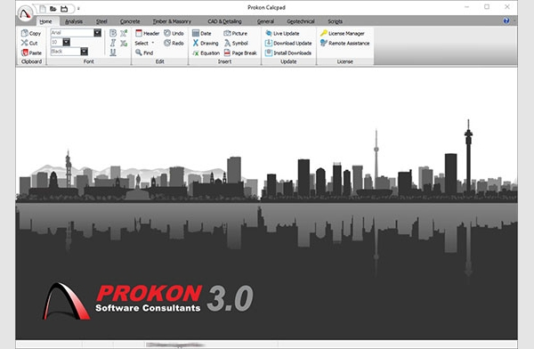 prokon structural analysis