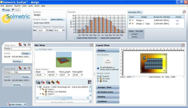 pv designer software