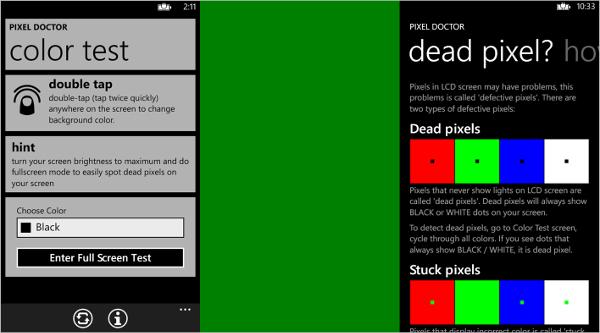 pixel doctor