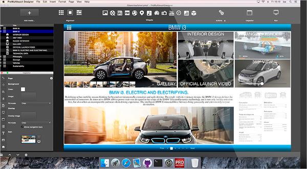 pro multitouch presentation software