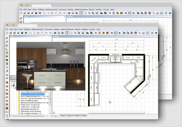 6 Best Kitchen Design Software Free Download For Windows Mac Android Downloadcloud