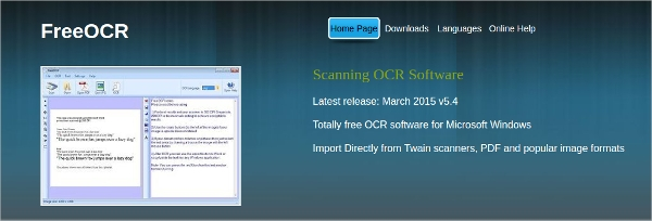 scanning ocr software