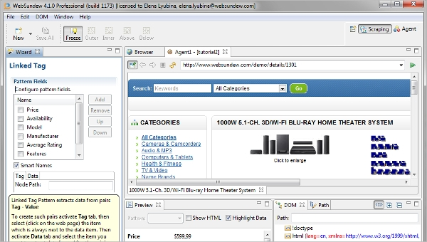 Top 7 Screen Scraping Free Download for Windows, Mac