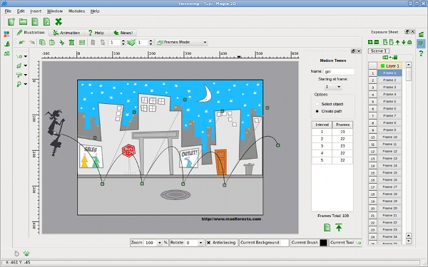 6 best drawing animation software free download for Drawing programs for windows