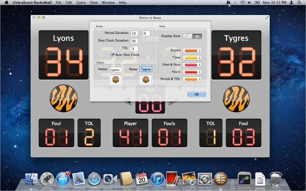 virtuascore basketball for mac
