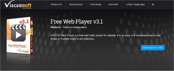 viscomsoft web player