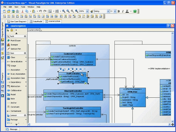 7+ Best UML Modeling Free Tools Download
