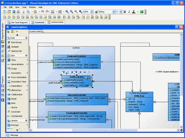 7 best uml modeling free tools download Free modeling software