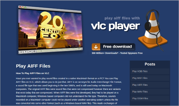aac vlc codec free download - SourceForge