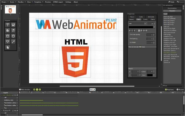 web animator