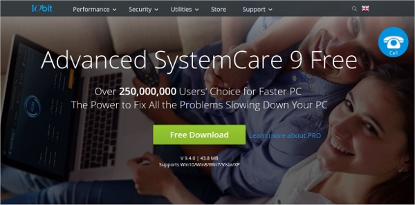 advanced systemcare 9 free