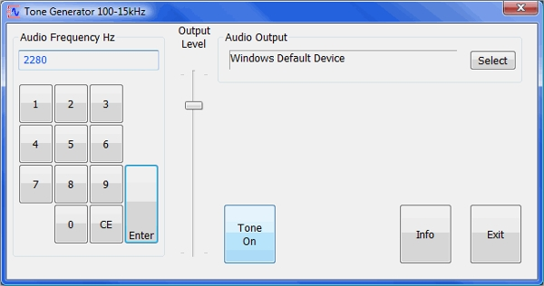 Function Generator For Windows : Best audio frequency generator software free download