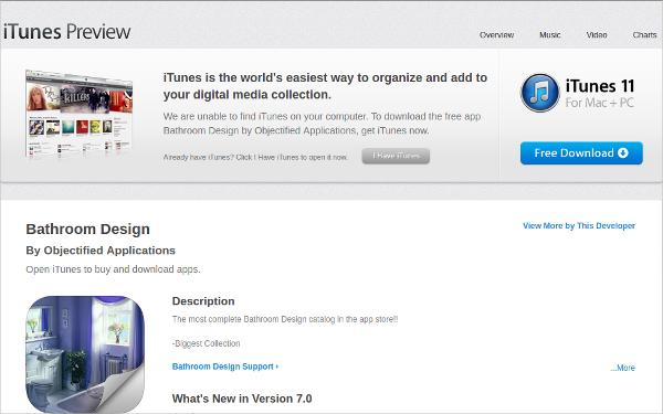 18 Best Bathroom Design Software Free Download For