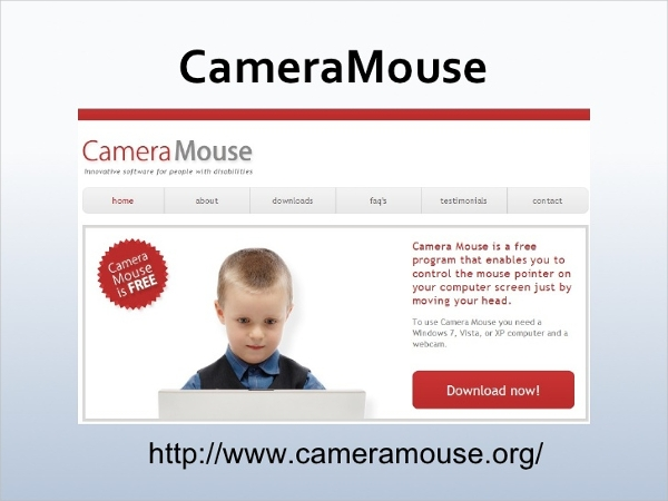 camera mouse
