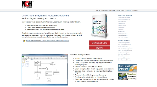 18 Best Free Flowchart Software Download For Windows Mac