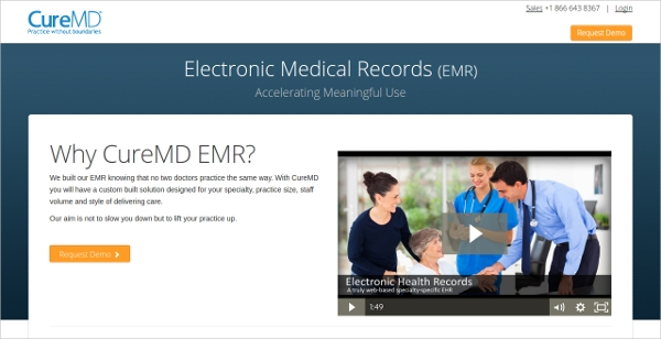 curemd emr