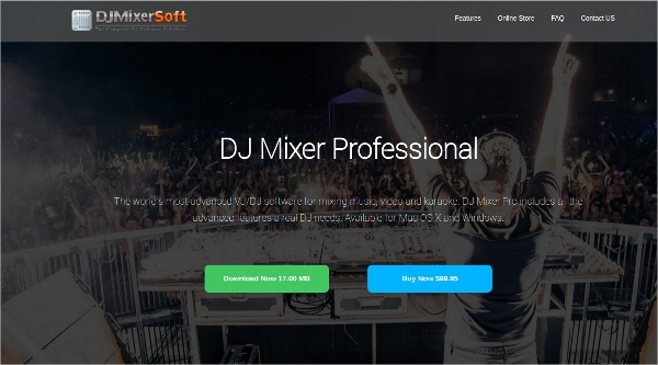 dj mixer professional - photo #31