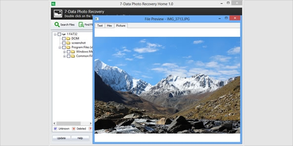 digital photo recovery software