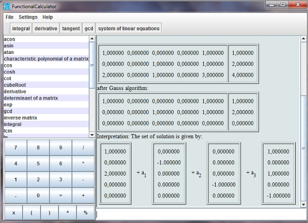 functionalcalculator