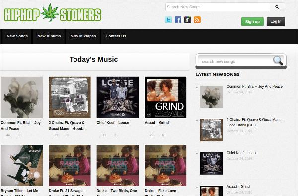 hip hop stoners