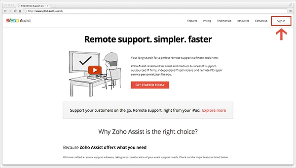 instant remote support
